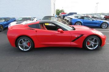 2015 corvette 2dr stingray cpe w 2lt