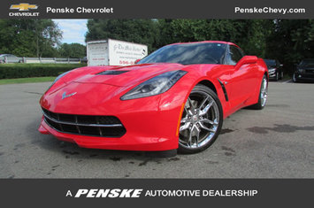 2014 corvette stingray coupe z51 2 lt