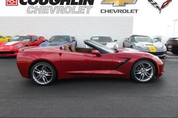 2014 corvette stingray 2dr z51 conv w 3lt