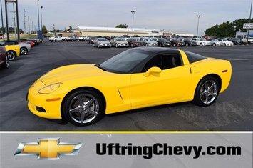 2005 corvette 2dr cpe
