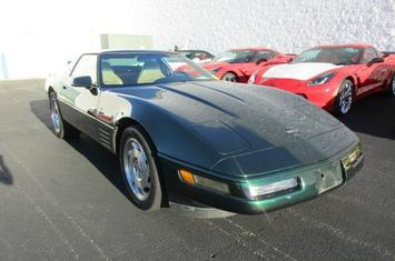 1994 corvette 2dr coupe hatchback