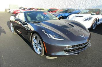 2014 corvette stingray 2dr z51 cpe w 1lt
