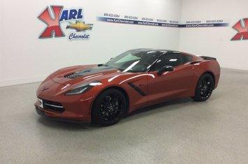 2015 corvette 3lt