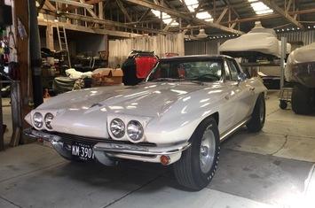 1964 corvette convertible 327 365