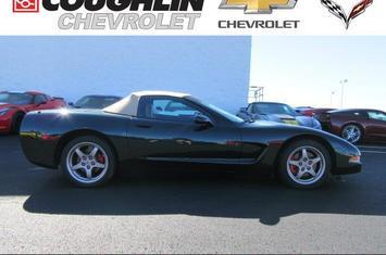 2000 corvette 2dr convertible