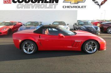 2010 corvette 2dr conv z16 grand sport w 3lt