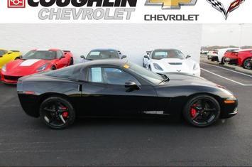 2013 corvette 2dr cpe w 1lt