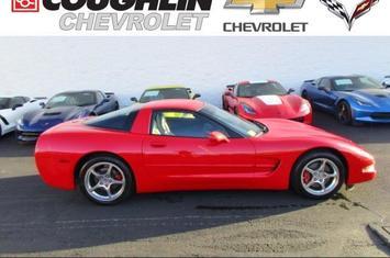 2004 corvette 2dr cpe