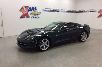 2014 corvette stingray 3lt