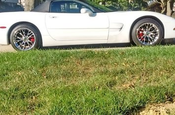 1998 corvette convertible
