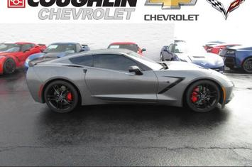2015 corvette 2dr stingray z51 cpe w 3lt