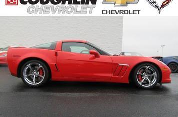 2013 corvette 2dr cpe grand sport w 2lt