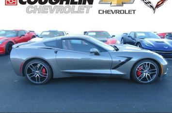 2015 corvette 2dr stingray z51 cpe w 2lt