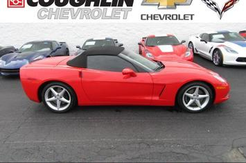 2013 corvette 2dr conv w 1lt