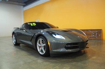 2015 corvette 2lt