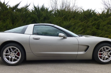 2001 c5 coupe
