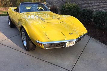 1971 lt1 convertible