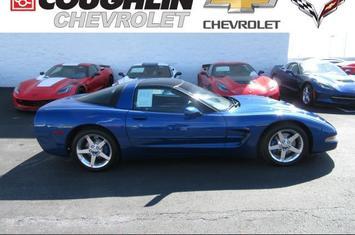 2002 corvette 2dr cpe