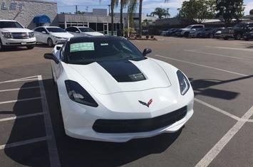 2016 corvette coupe z51 3lt preferred equipment group