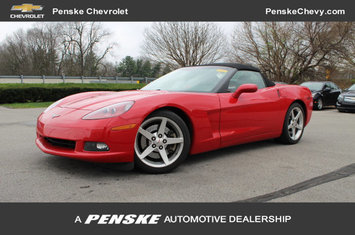 2005 corvette 2dr convertible