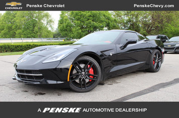 2014 corvette stingray coupe z51 3lt