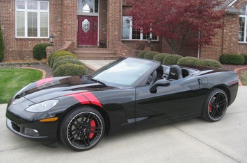 2010 triple black 3lt convertible excellent condition
