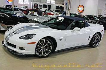 2013 2013 corvette 60th anniversary 427 4lt convertible for sale stock 13 702410