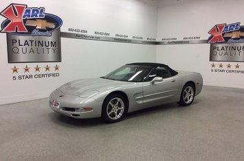 2004 corvette 2dr conv
