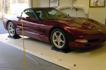 2003 corvette anniversary edition