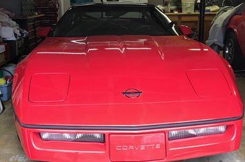 1988 corvette challenge coupe