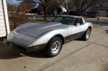 1978 silver anniversary edition