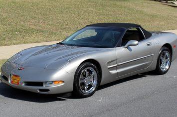 2001 corvette convertible ls1