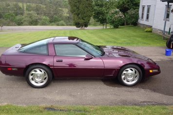 1995 cheverolet corvette
