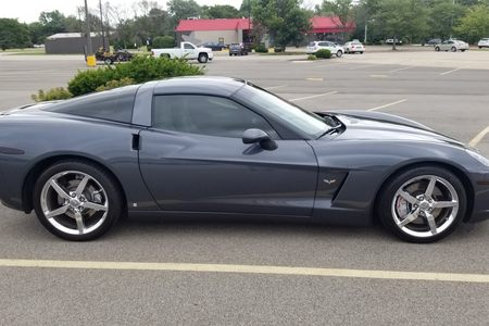 2009 corvette 4lt