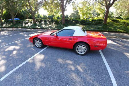 1995 Corvette Conv picture #1