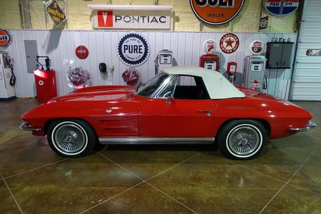 Corvettes for Sale | Corvette cars for sale in list display view