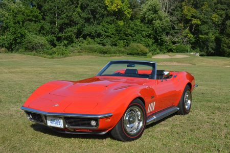 1969 Convertible picture #1