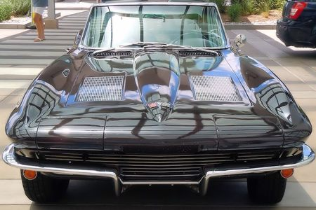 1963 Corvette picture #1