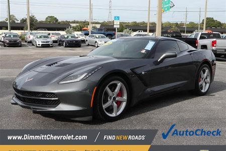 2014 Corvette Stingray picture #1
