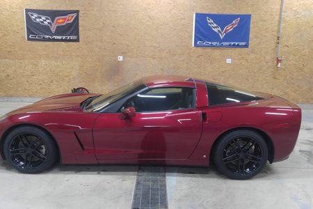 2006 Corvette picture #1