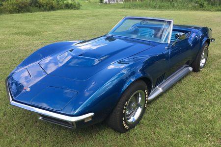 1968 Corvette Roadster picture #1