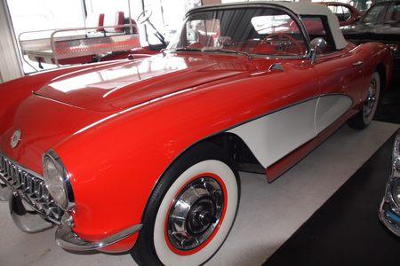 1957 Corvette picture #1