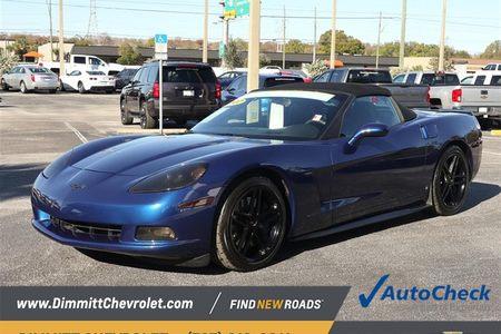 2007 Corvette picture #1