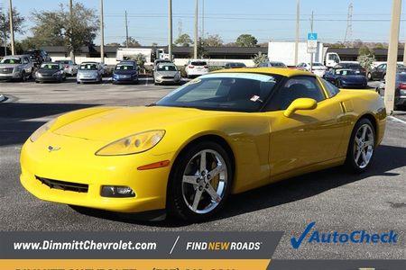 2008 Corvette picture #1