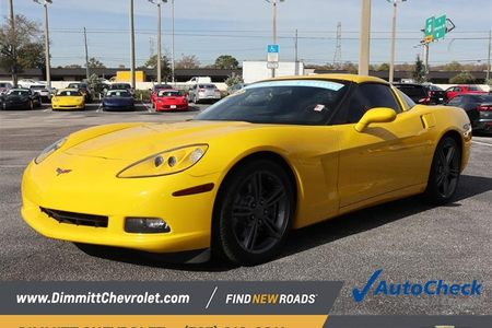 2009 Corvette picture #1