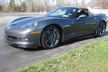 2010 Corvette Grand Sport picture #1