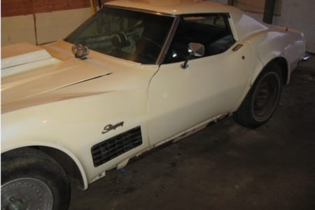 1972 Corvette Stingray picture #1