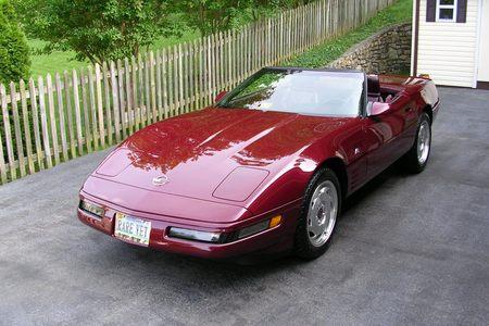 1993 Corvette picture #1