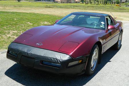 1993 Chevrolet Corvette picture #1