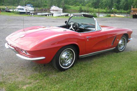 1962 Corvette picture #1